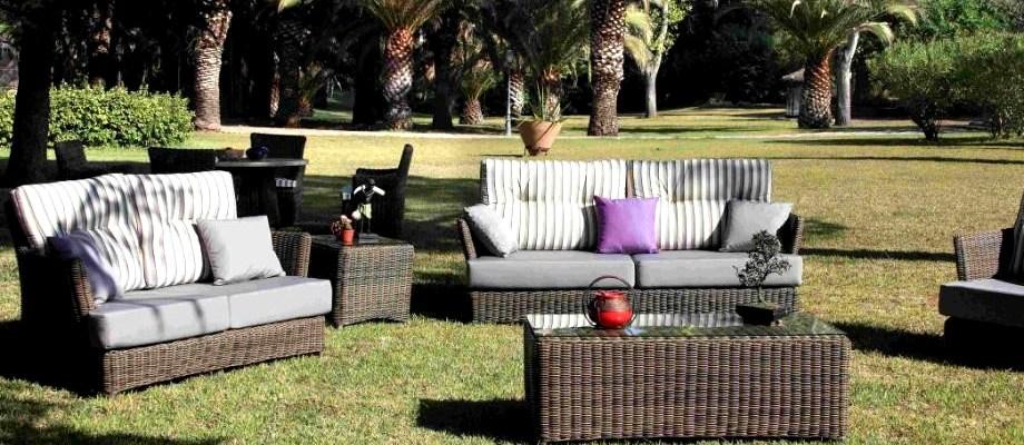 Alborada muebles y decoraci n - Muebles jardin malaga ...